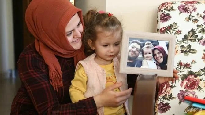 Missing people in Turkey reappear after several months