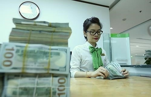Reference exchange rate up 4 VND on November 29