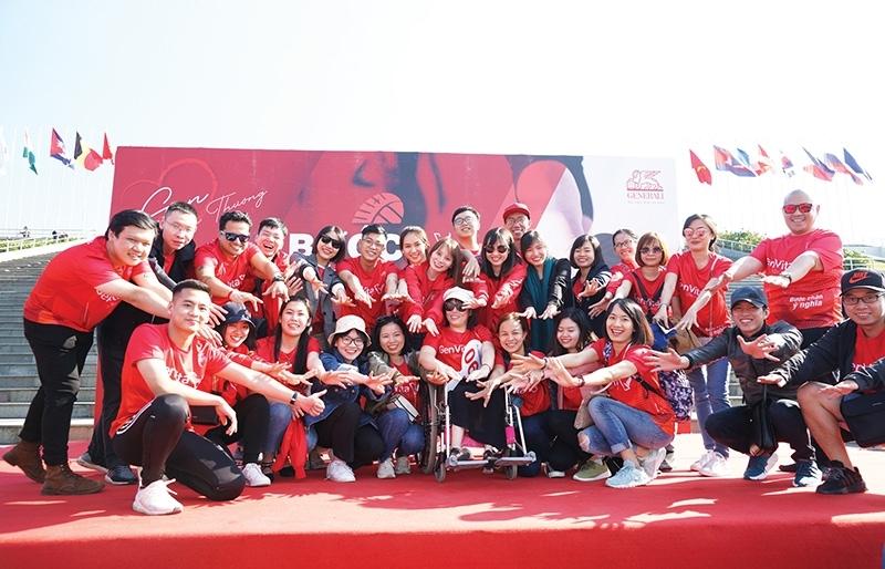 """Generali Vietnam bestowed """"happy workforce"""" honour"""