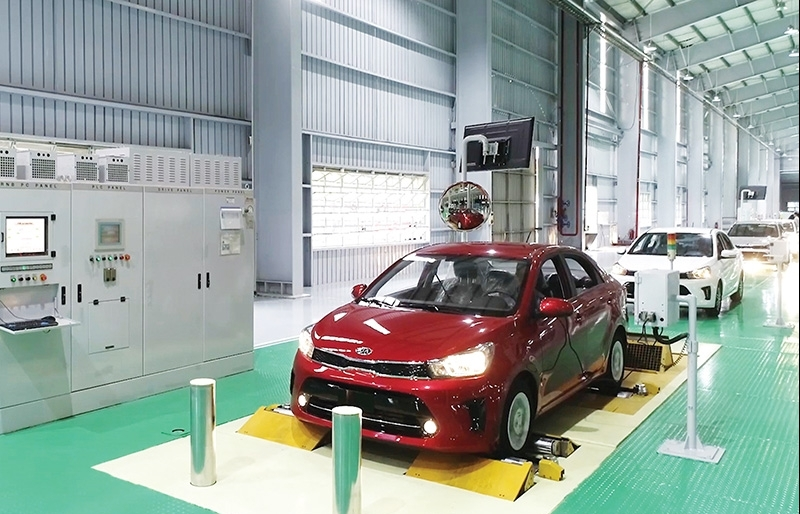 How the pandemic hinders automobile supply chains