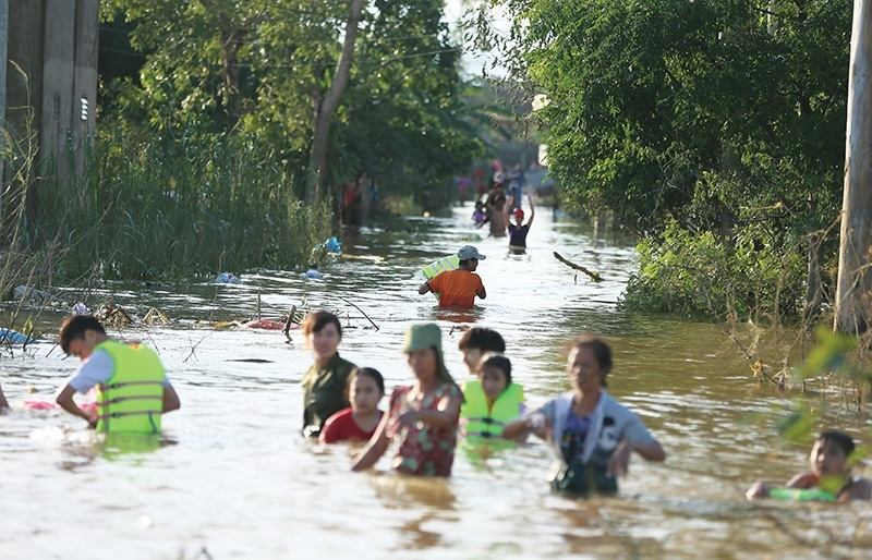 Resilient homes on flood plains giving hope to at-risk families