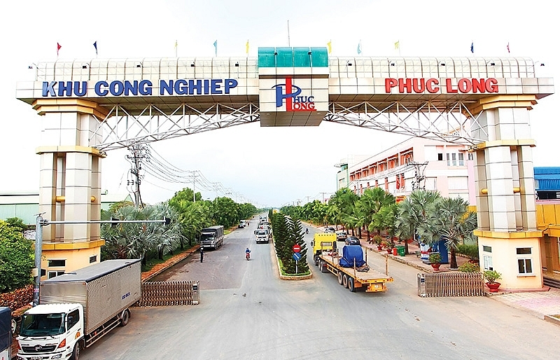 Phuc Long Industrial Park to hail fresh investment