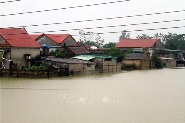 netherlands to help vietnam with 234 million usd flood aid package