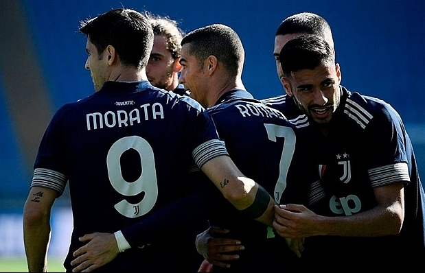 Serie A roundup: Lazio sting Juve in last second, Inter held by Atalanta