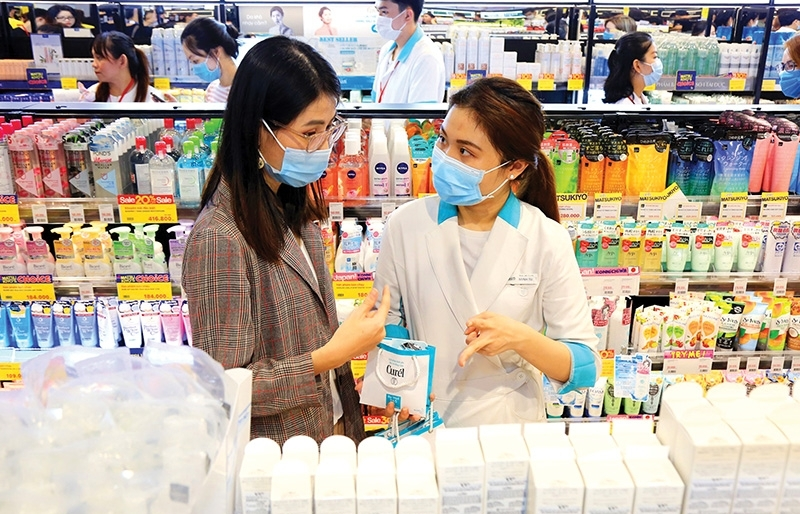 Hanoi Promotion Month gets shoppers in a festive frenzy