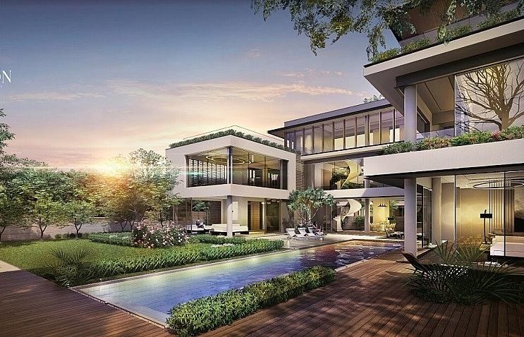 The Icon - new taste of Vietnamese investors
