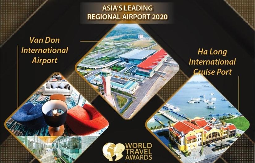 Quang Ninh wins big at World Travel Awards 2020 (Infographics)