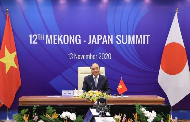 12th mekong japan summit opens