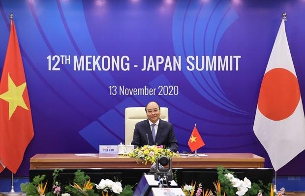 12th Mekong-Japan Summit opens