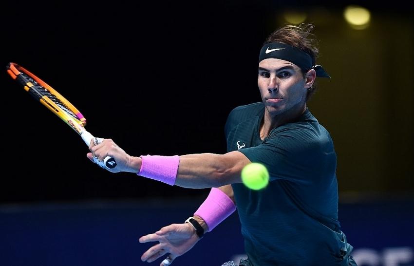 Nadal cruises at ATP Finals as Thiem takes revenge against Tsitsipas