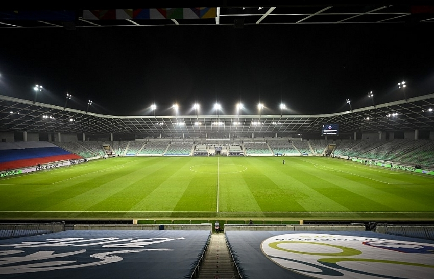 UEFA Nations League results - collated