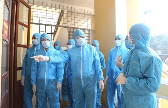 Vietnam reports two new imported COVID-19 cases