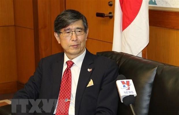 Japanese ambassador to ASEAN speaks of Vietnam's excellent role