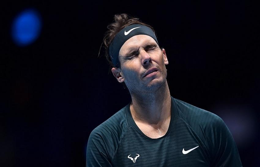 Nadal faces Tsitsipas showdown after Thiem loss at ATP Finals