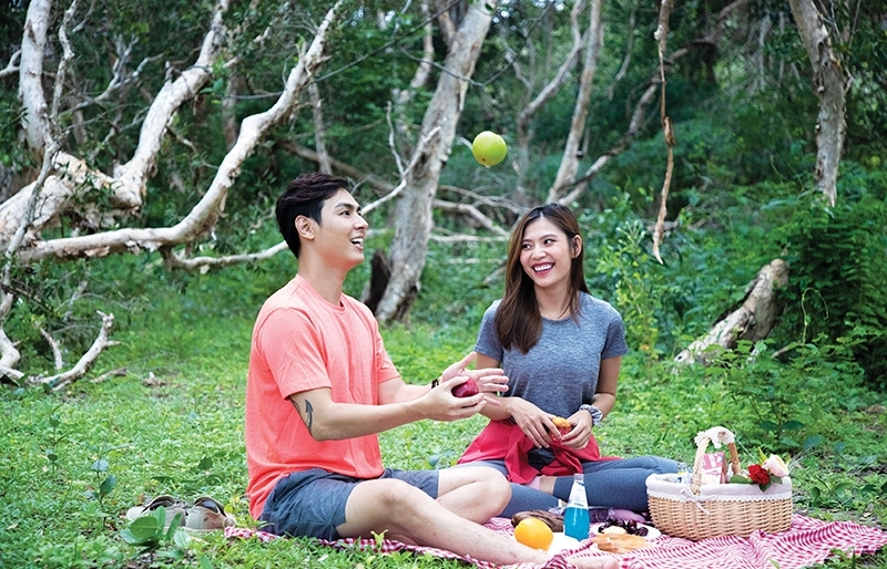 Resorts embracing staycation trend