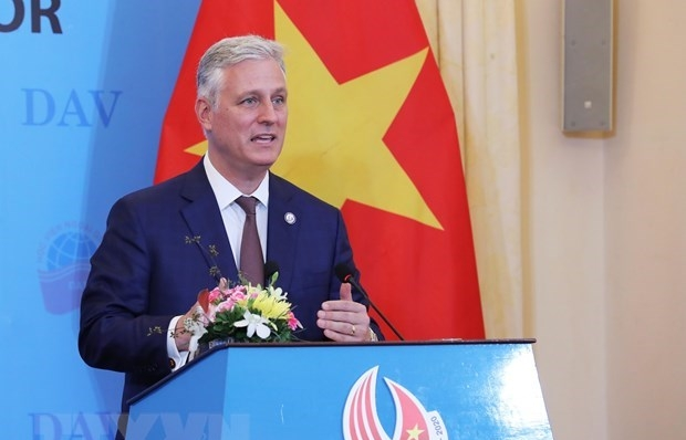 us wants to promote comprehensive partnership with vietnam us security advisor