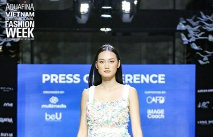vietnam intl fashion week to open in hcm city next month