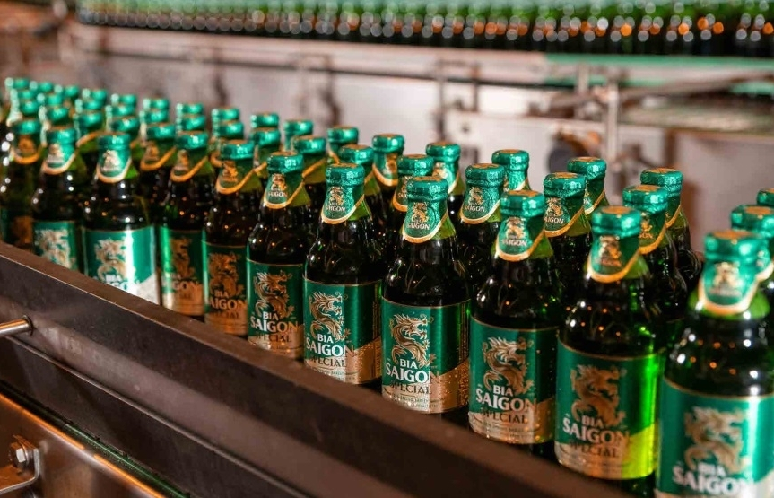 glass half full for beer sector recovery