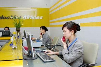 Indochina Airlines still hit by turbulence