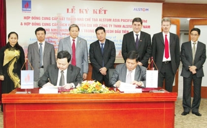 Alstom signs long term parts and service agreements
