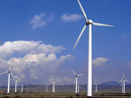 Binh Dinh to build wind power plant next year