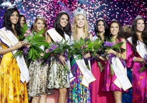 Vietnam ranked successful at beauty pageants