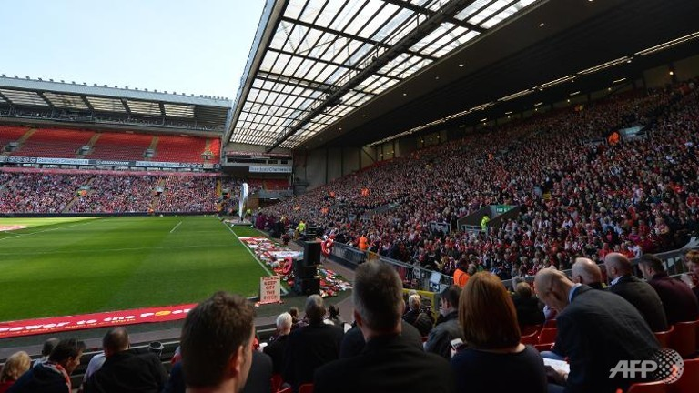 Liverpool to begin Anfield stadium expansion