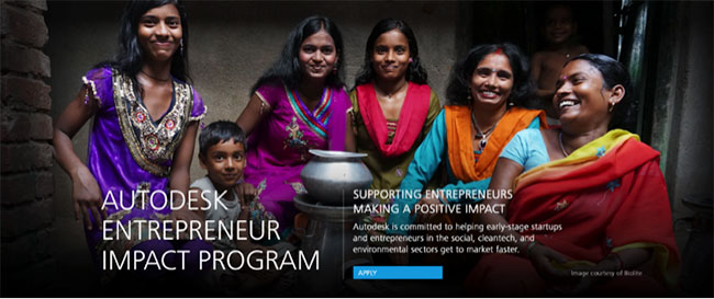Autodesk launches new, expanded Autodesk Entrepreneur Impact Programme in Vietnam