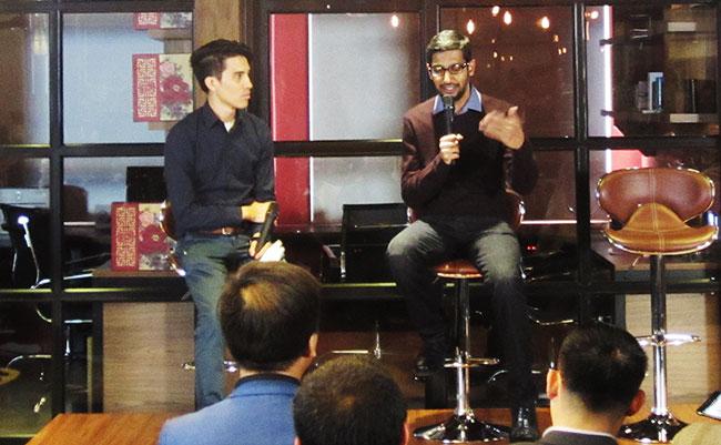 vietnam is fertile soil for tech startups google ceo