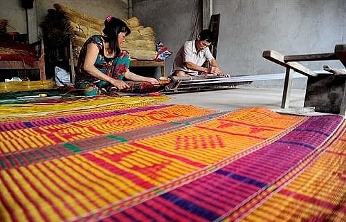 Ethnic Khmer handicraft villages expand in Tra Vinh