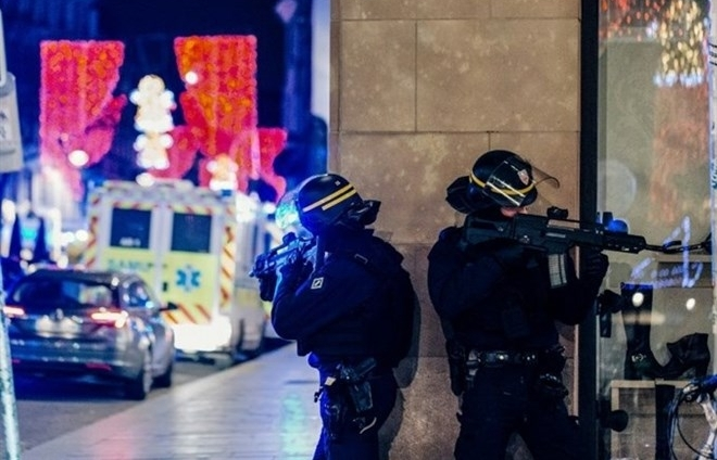 No Vietnamese citizen killed or injured in France's Strasbourg attack
