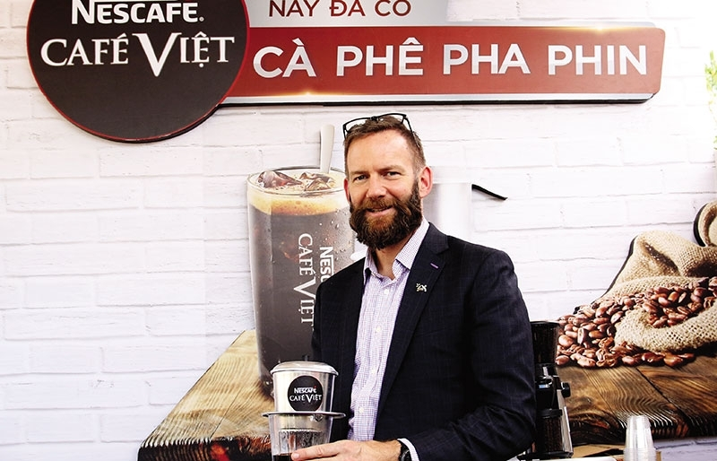 Nestlé brings out highest quality of Vietnam's coffee