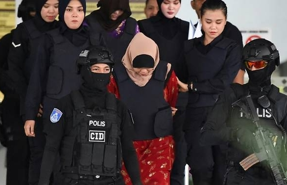 Trial of Indonesian accused of Kim Jong Nam murder on hold