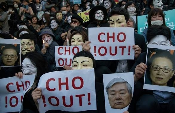 Korean Air worker awarded compensation over 'nut rage' incident