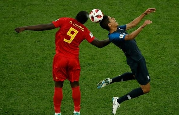 Belgium end year ranked ahead of world champions France