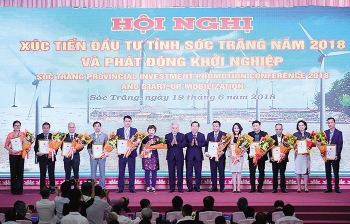 Soc Trang hitting the right notes in luring investors