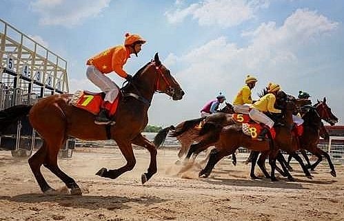 Horse racing track added to Hanoi plan