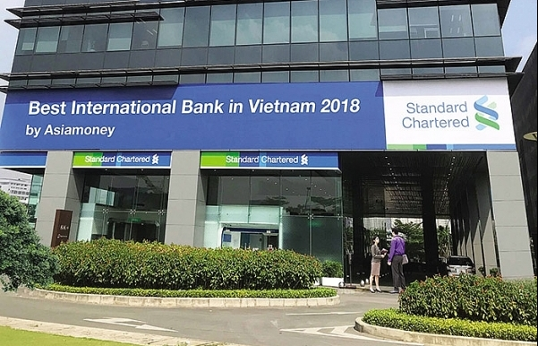 Standard Chartered leads in innovations in financial sector