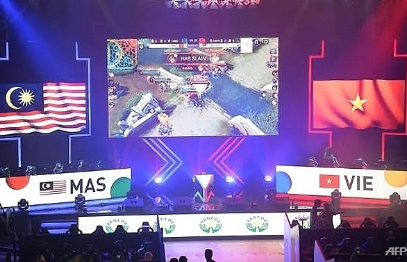 E-sports debut in SEA Games, but Olympics remain distant
