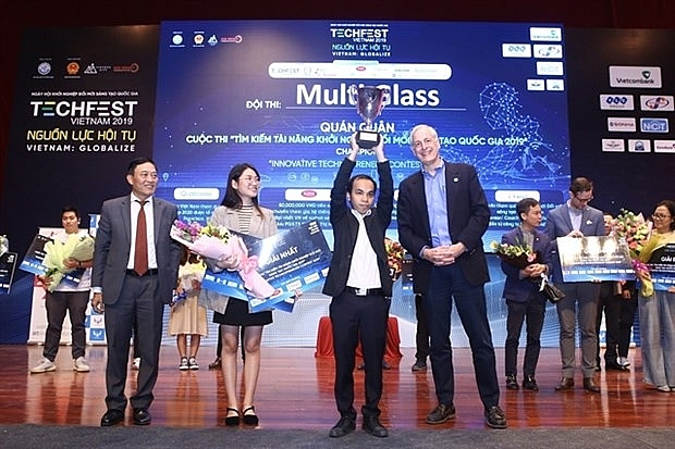 14 million usd invested in start ups at techfest