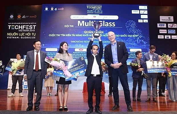 14 million USD invested in start-ups at Techfest