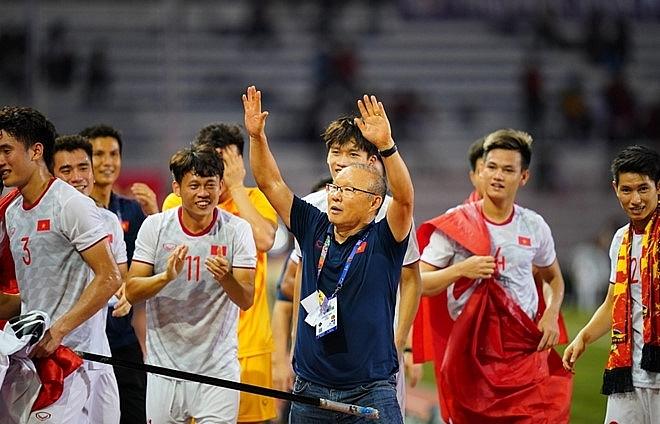 Vietnam crowned champions of SEA games 2019 men's football tournament