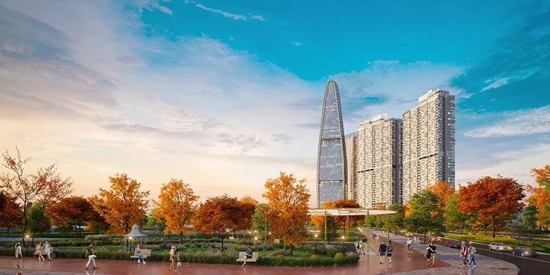 hanois real estate sphere skyrockets