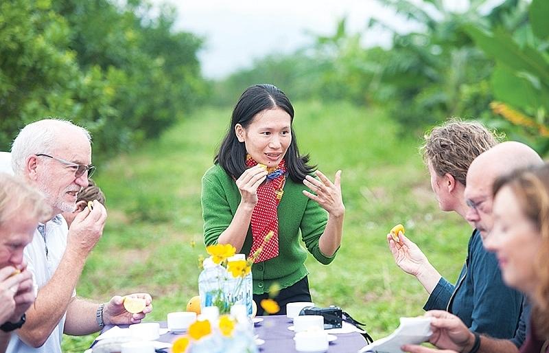 Vietnamese women are creating new values