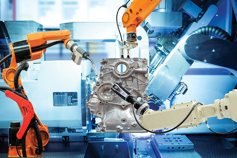 game changing strategy for smart manufacturers