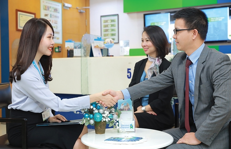Standard Chartered's  sustainability mission