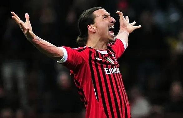 Ibrahimovic set for AC Milan presentation on Jan 3