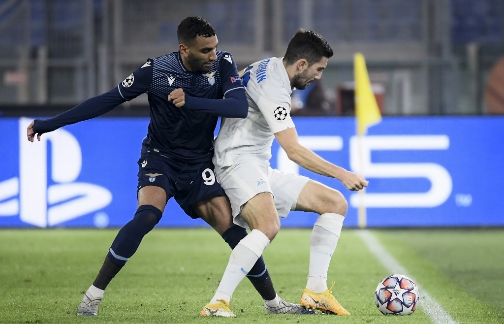 Lazio ace Immobile tackles past demons on Dortmund return