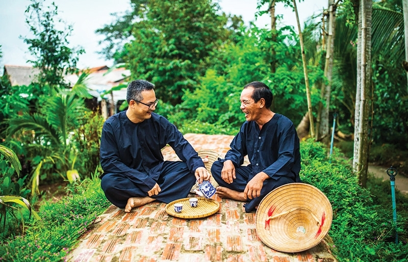 Fostering green and lasting Vietnamese village tourism