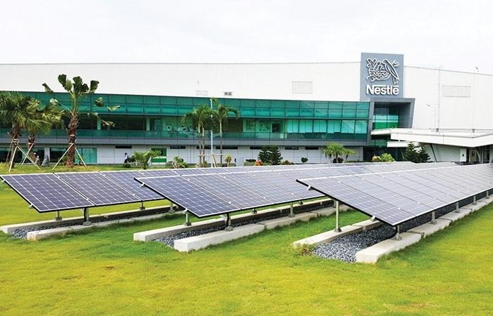 Nestlé doubles efforts against climate change